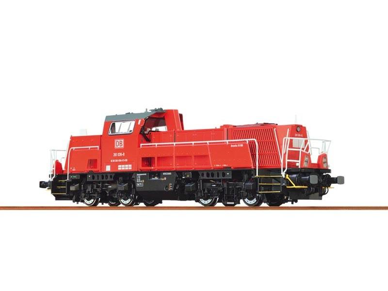 Diesellok 10BB der DB, VI, AC Digital BASIC+, Spur H0