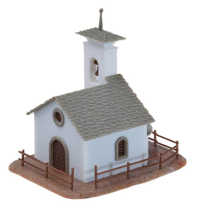 Kirche Sils-Maria Bausatz N
