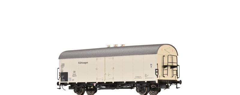 Kühlwagen Tnomrs 35 der DB, DC, Spur H0