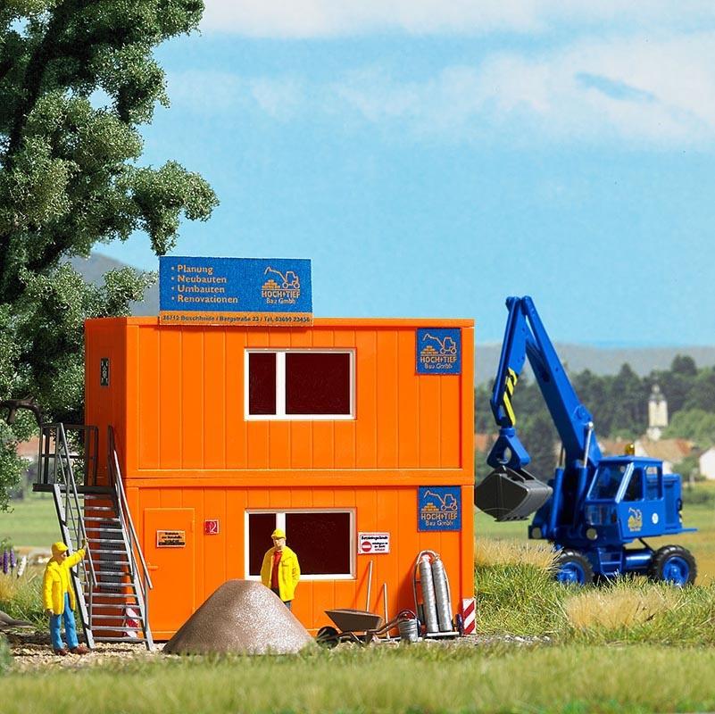 Baustellen-Container, Spur H0