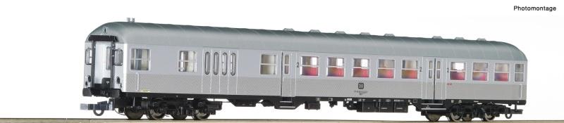 Nahverkehrs-Steuerwagen Hasenkasten der DB, DC, Spur H0