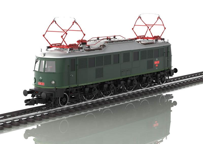 Elektrolokomotive BR 1018.101 ÖBB Sound mfx Spur 1