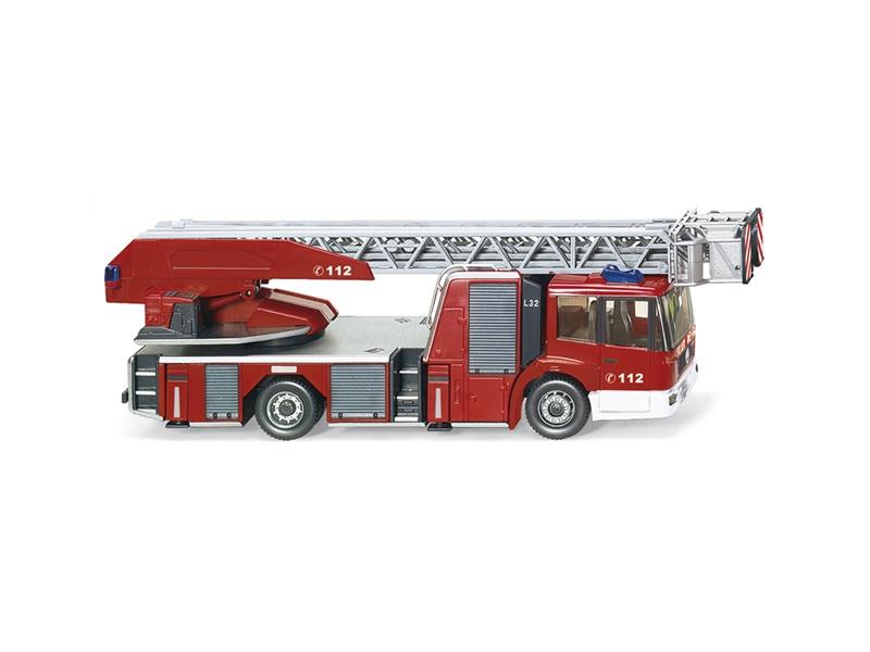 Feuerwehr - Metz DL 32 (MB Econic) 1:87 / H0