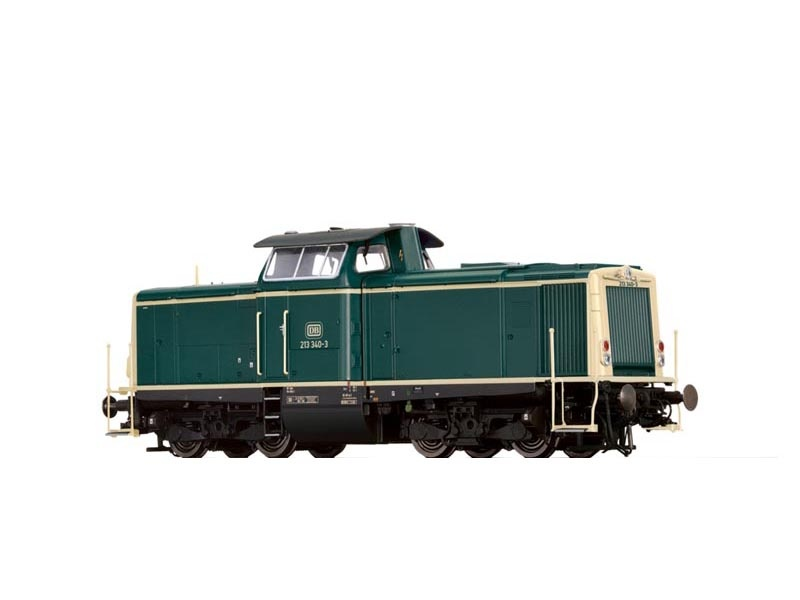 Diesellok BR213 der DB, IV, AC Digital BASIC+, Spur H0
