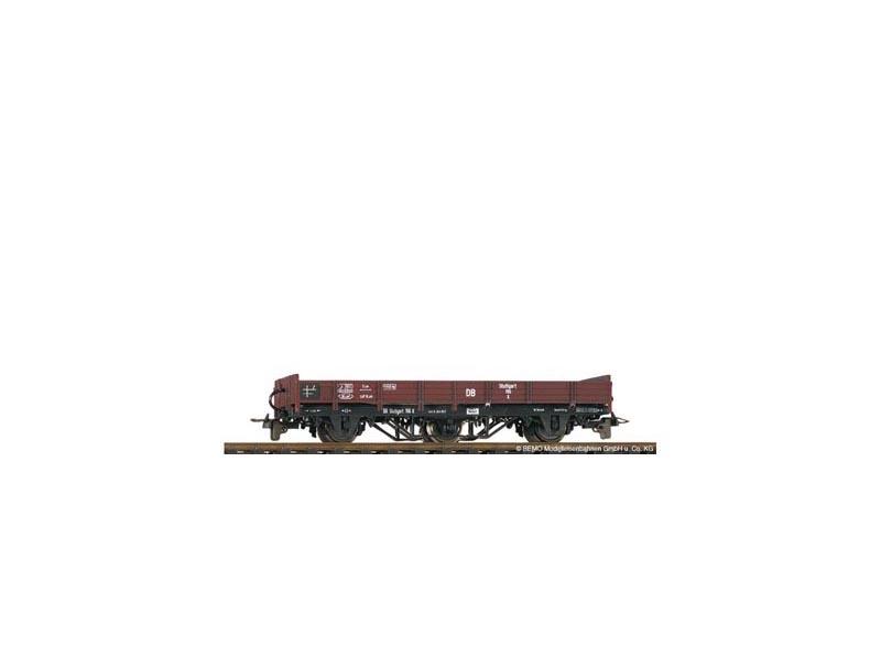 Niederbordwagen X 75 der DB, Spur H0e