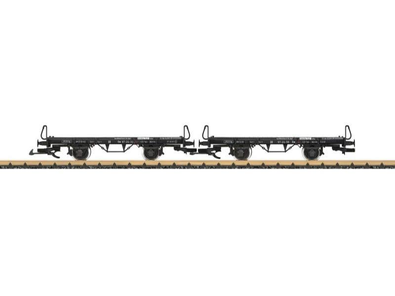 MBS Flachwagen-Set Spur G