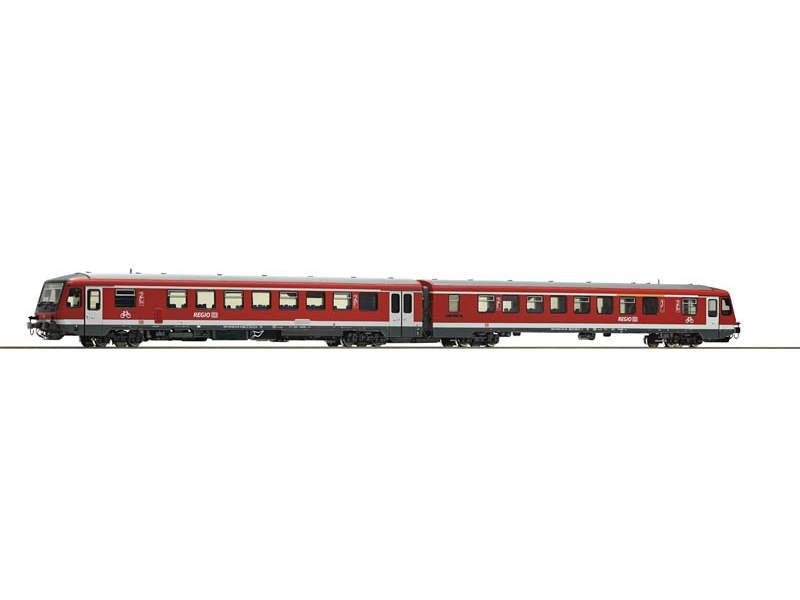 Dieseltriebwagen BR 628.4 der DB AG, DC, Spur H0