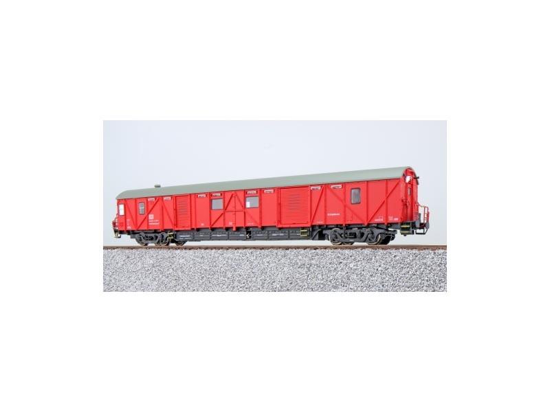 Hilfsgerätewagen EHG 388 der DB, verkehrsrot, Ep.IV, Spur H0