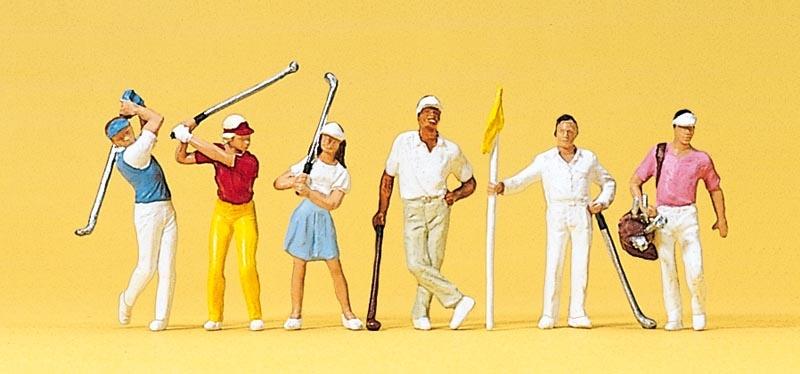 Golfspieler 1:87 / H0