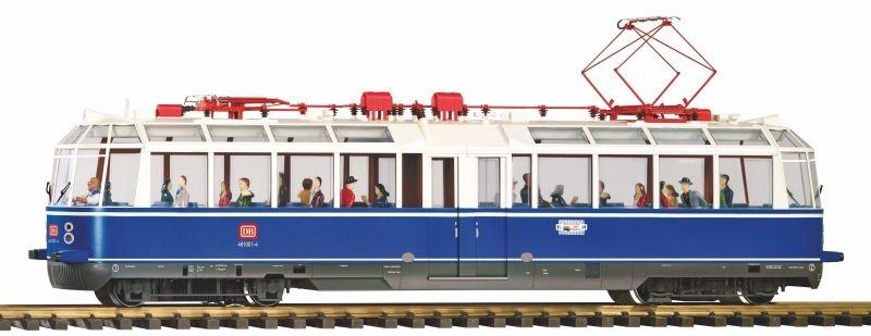 Elektrotriebzug Gläserner Zug der DB, Ep. IV, Spur G