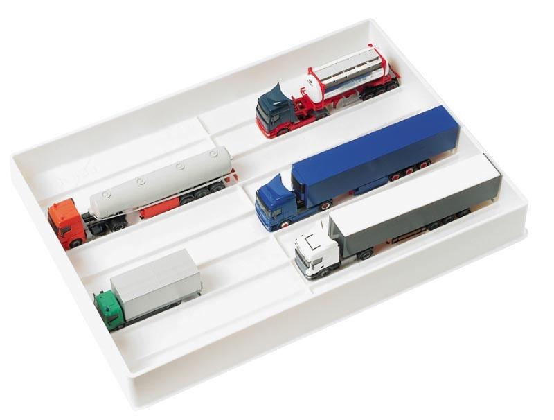 Sammelbox für LKW und Zugmaschinen, 1:87 / H0