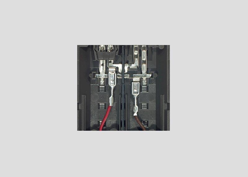 Anschlussgarnitur C-Gleis H0
