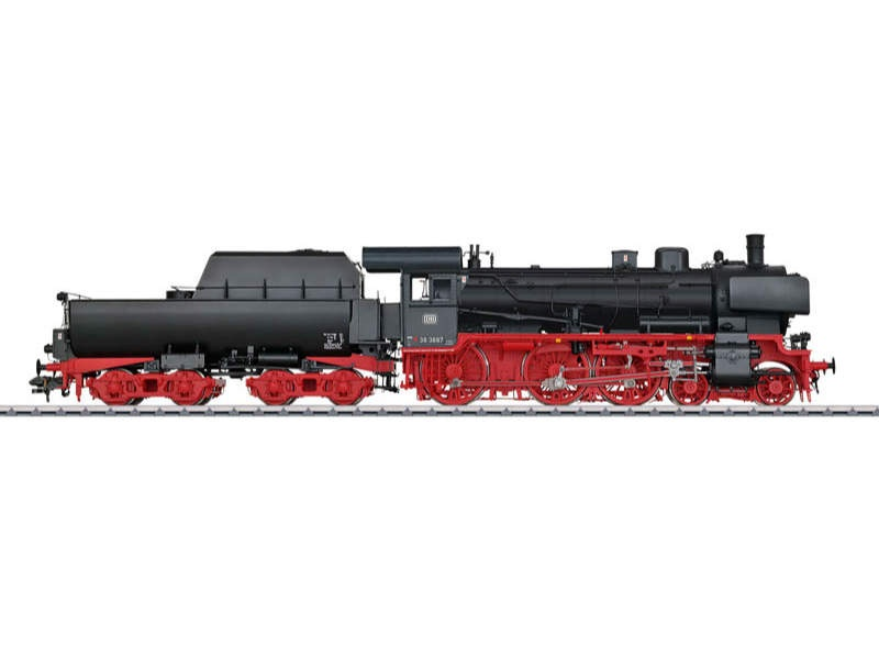 Dampflokomotive BR 38 10-40 WT DB Sound mfx Spur 1