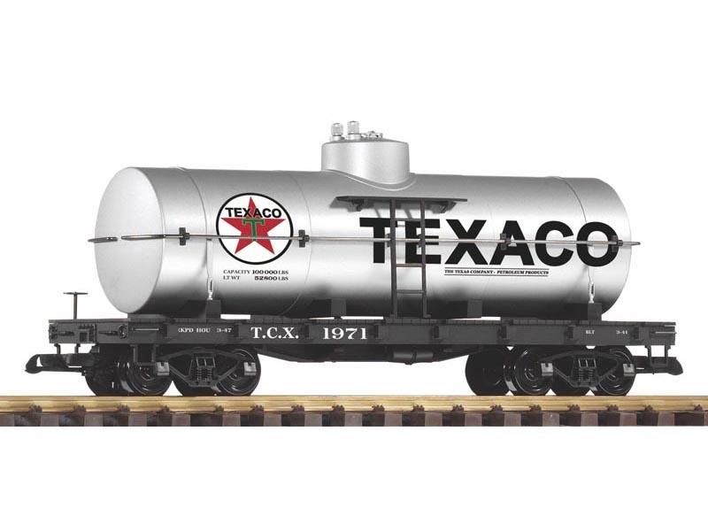 Tankwagen Texaco, Spur G