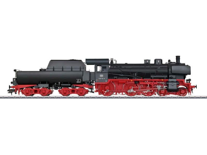 Dampflokomotive BR 038 10-40 WT DB Sound mfx Spur 1
