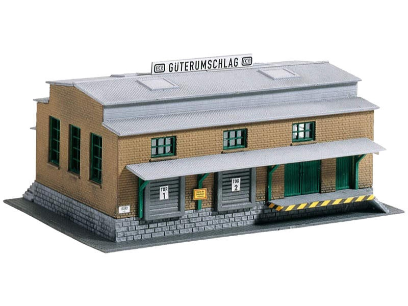DB-Güterumschlag, Bausatz, Spur N