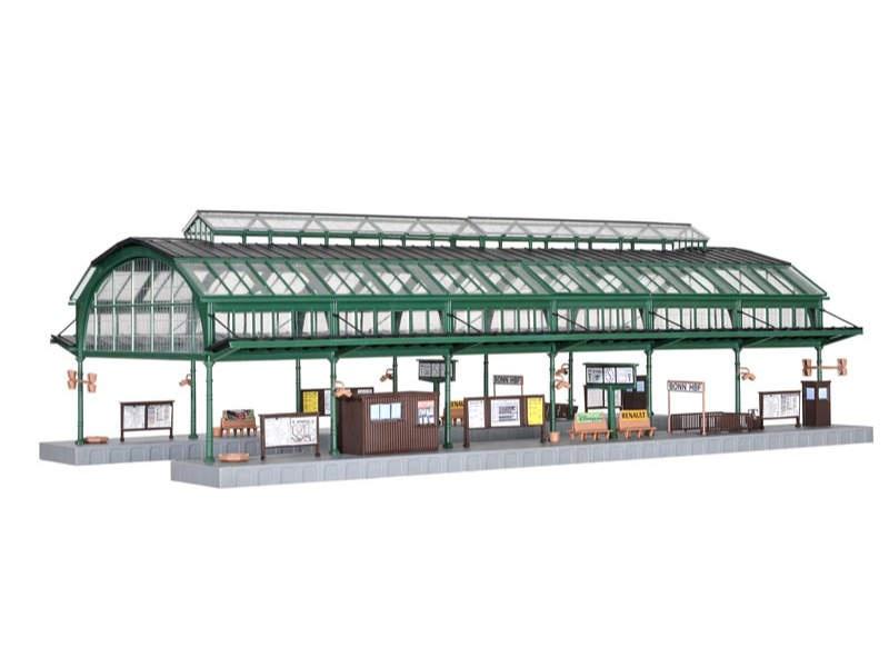 Bahnsteighalle Bonn, Bausatz, Spur H0