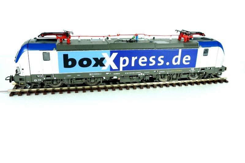 E-Lok Vectron 193 boxXpress, Epoche VI, Spur H0