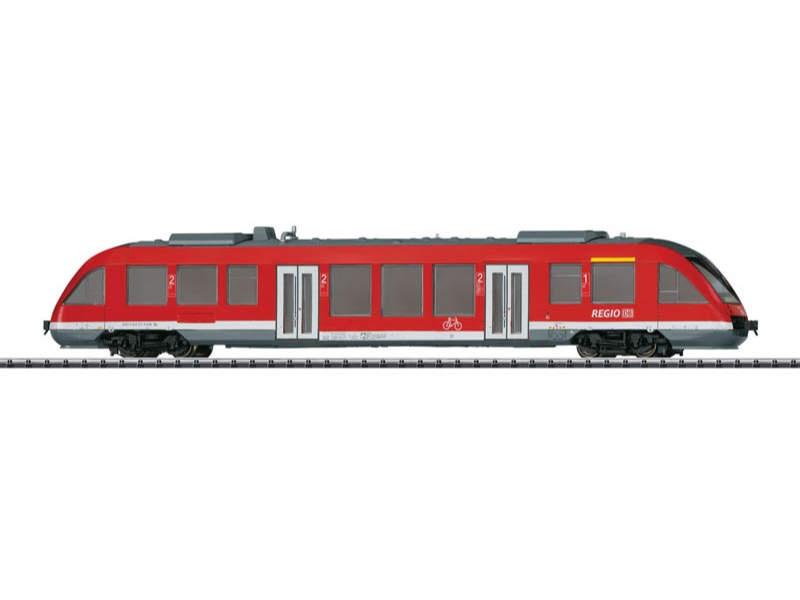 Nahverkehrstriebwagen BR 640 DB AG H0