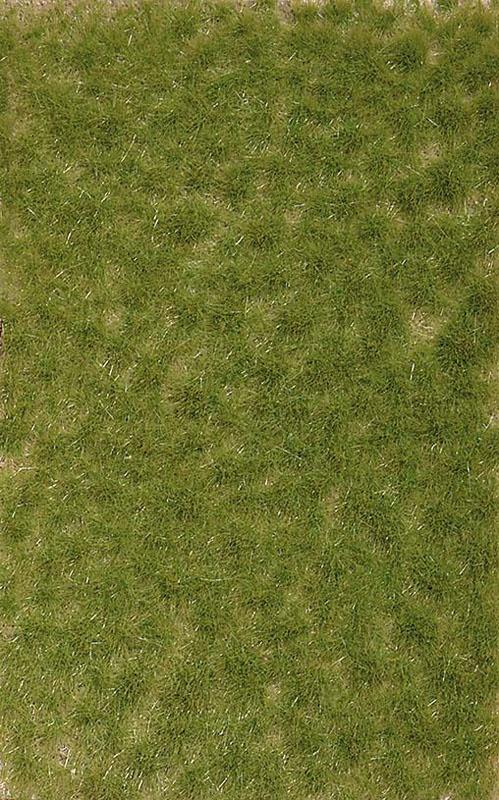 Grasbüschel, zweifarbig, kurz Frühling, Graslänge: 4 mm