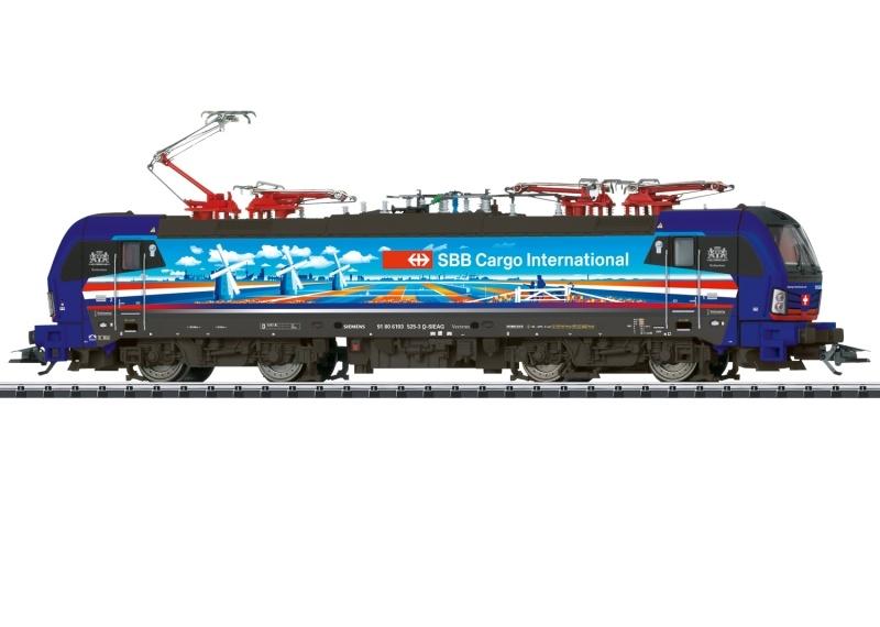 Elektrolokomotive Baureihe 193 der SBB, Sound, DC, Spur H0
