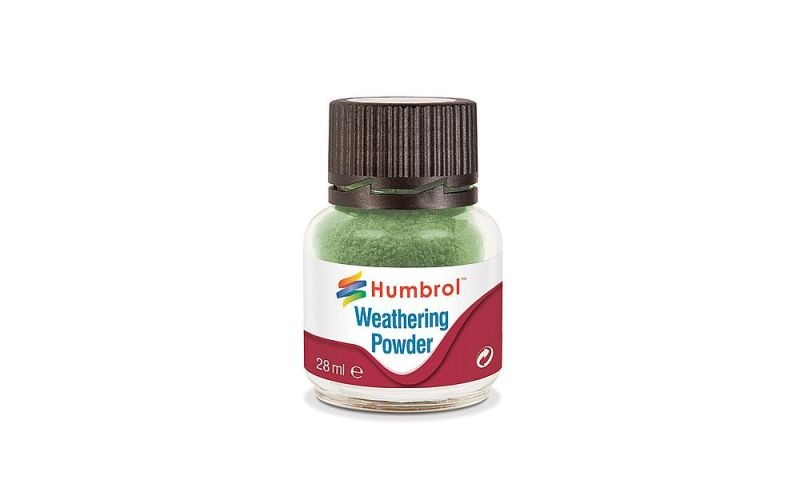 Weathering-Puder, Chrom-Oxid-Grün, 45 ml