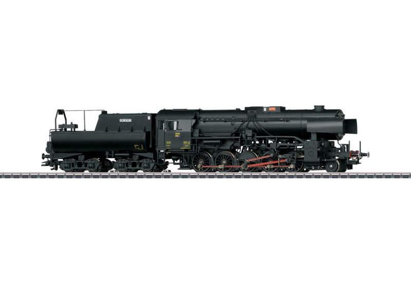Schwere Güterzug-Dampflokomotive 5519 CFL Sound mfx+ H0