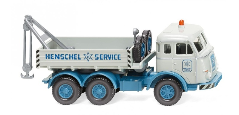Abschleppwagen (Henschel), Henschel Service, 1:87, H0