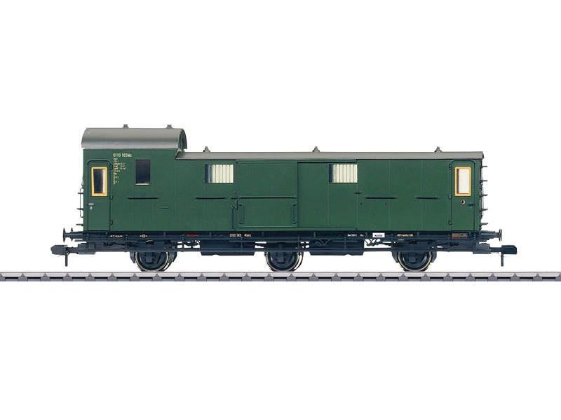 Gepäckwagen Pw3 Pr 02 DB Spur 1