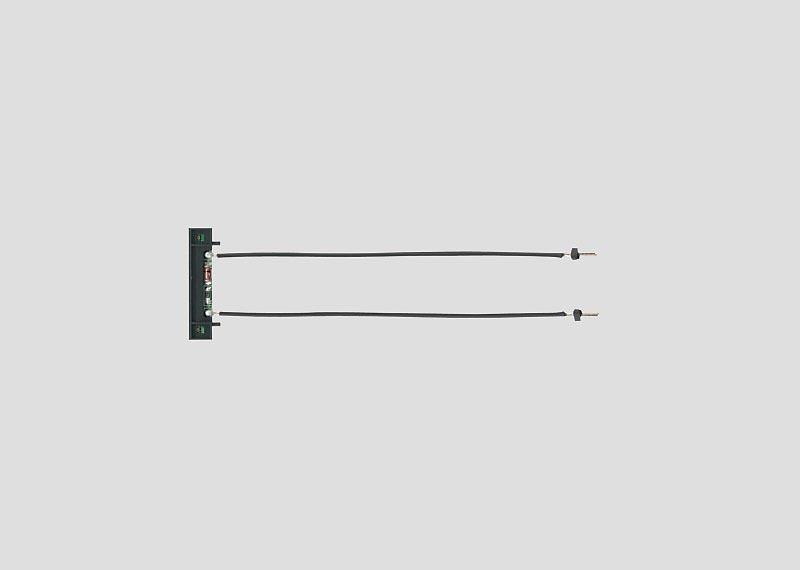 Zugschlussbeleuchtung mit LED H0
