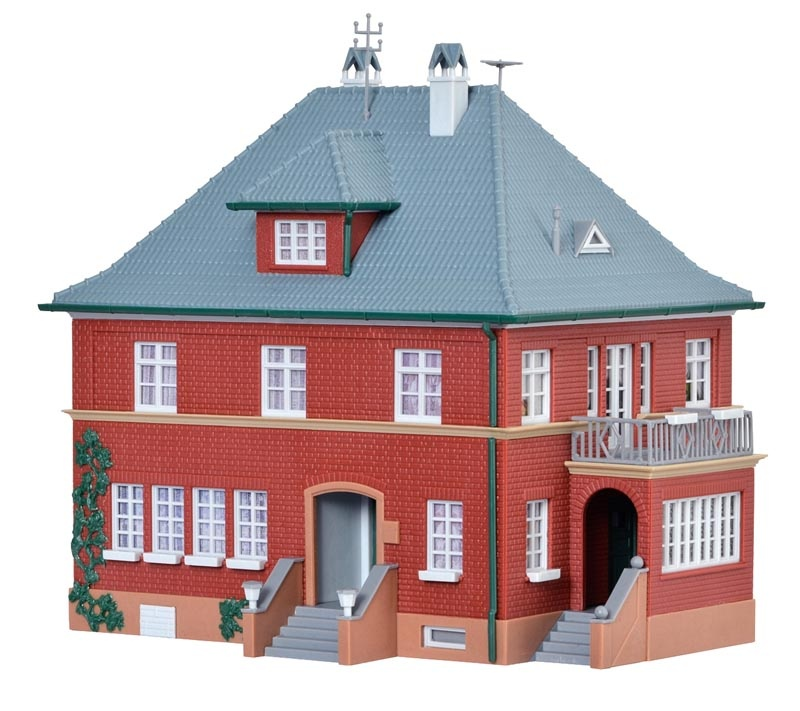 Haus Borsigstraße, Bausatz, Spur H0