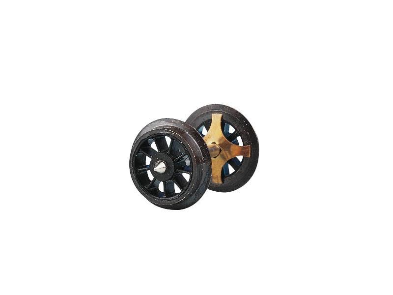DC-NEM-Speichenradsatz 11mm H0