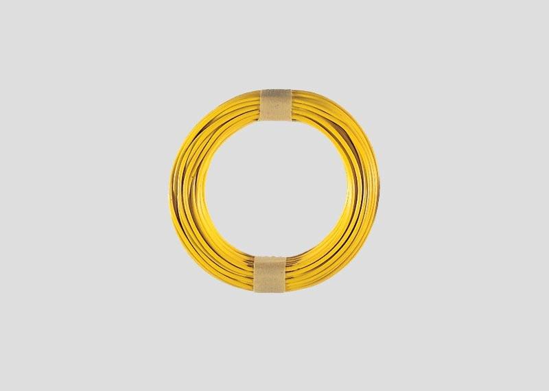 Kabel gelb 10 m