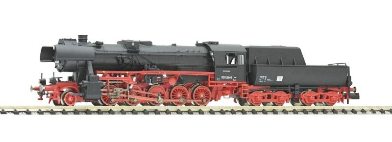Dampflokomotive BR 52 (GR) der DR, DCC, Spur N