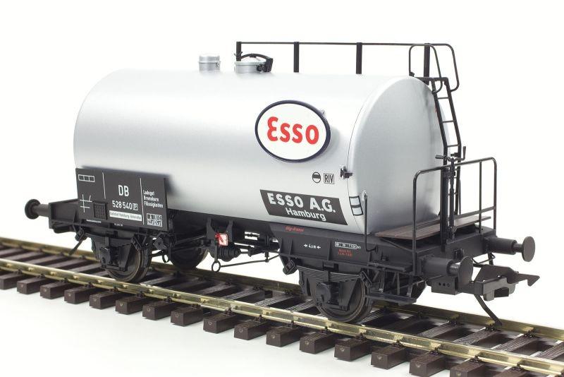 Kesselwagen ESSO der DB, Ep. III, Spur 0