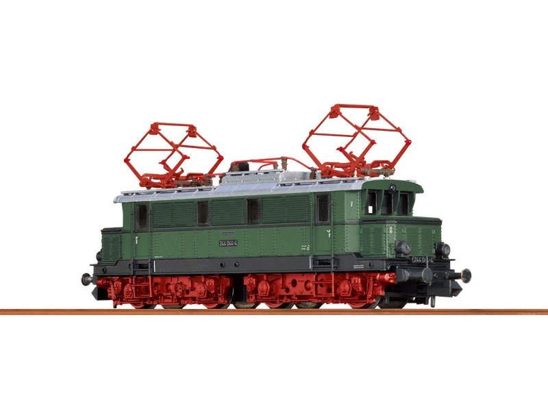 E-Lok BR E44 der DR, IV, Sound, Spur N