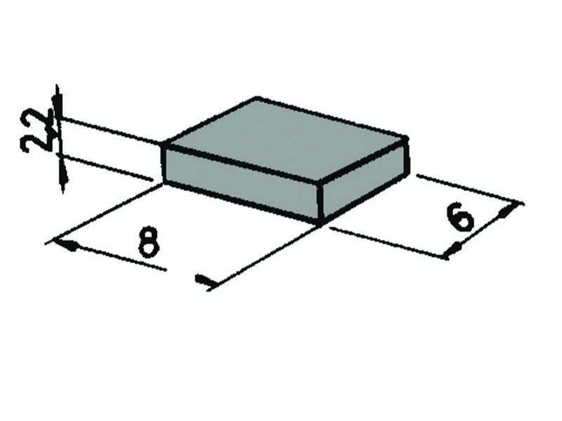 Magnete für Reed-Kontakte 6 Stk.