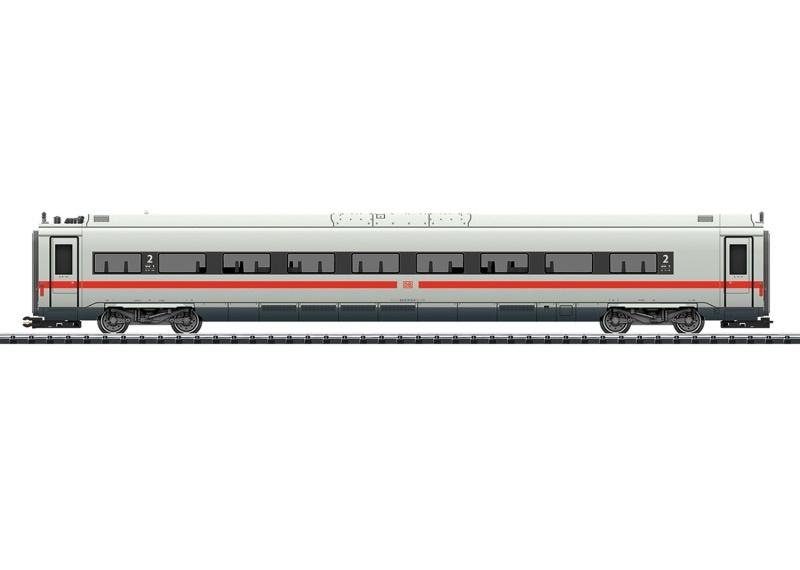 Ergänzungswagen zum ICE 4, DB AG, DC, Spur H0