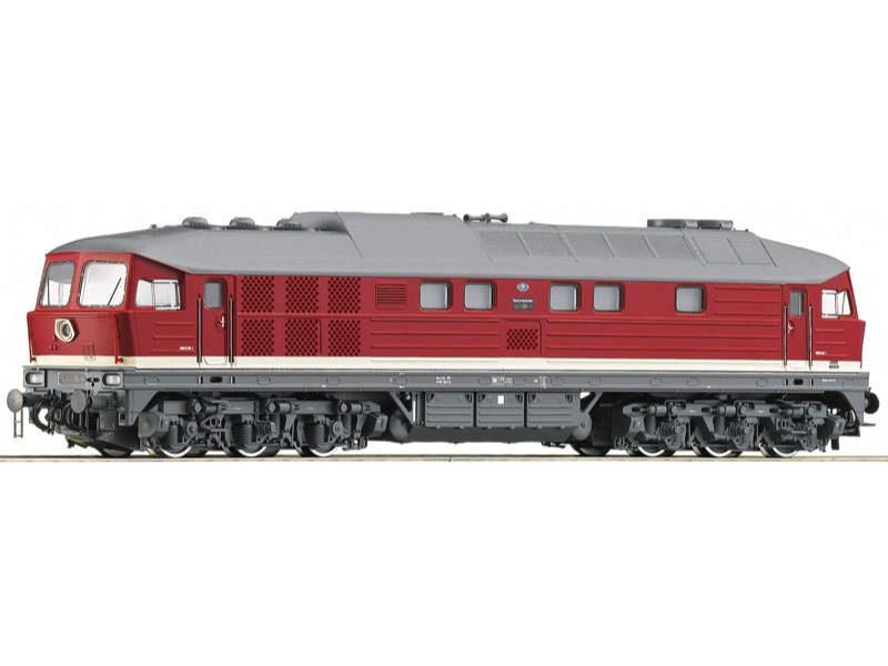 Diesellok BR 142 DR H0