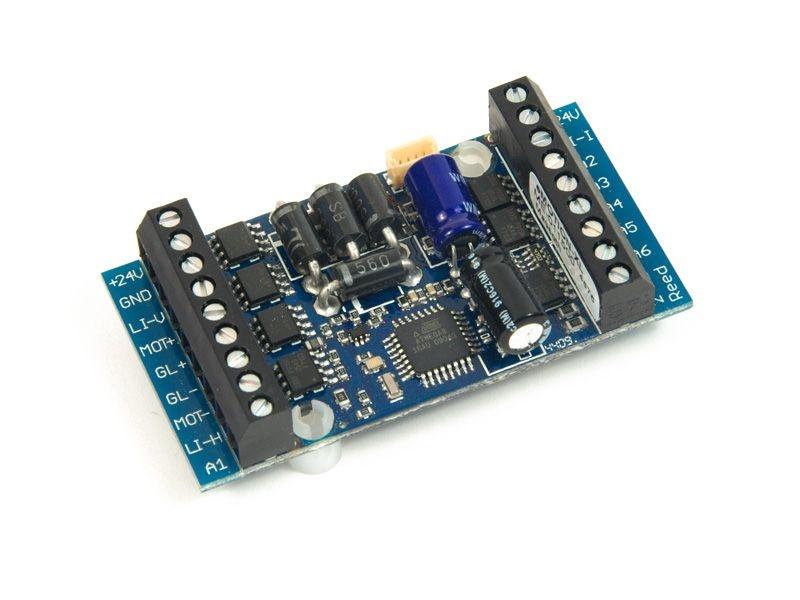 eMOTION XL Fahrdecoder