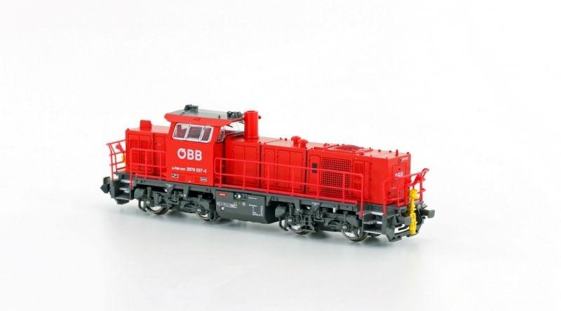 Diesellok BR2070 der ÖBB, Epoche V, Spur N