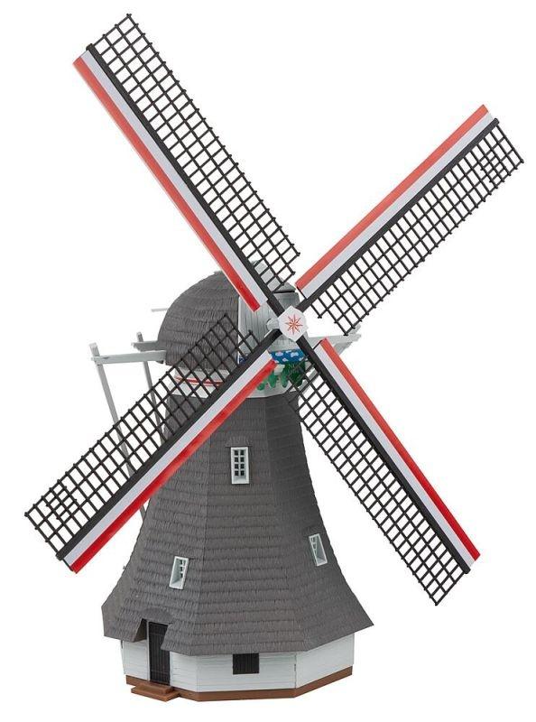 Kleine Windmühle Bausatz, Spur H0