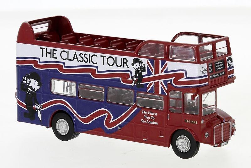 AEC Routemaster offen, Classic Tour, Ep. V, 1960, 1:87 / H0
