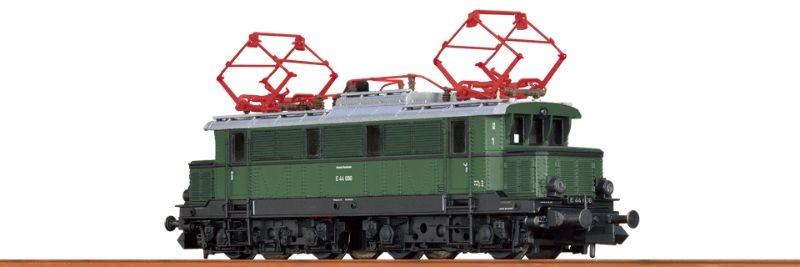 E-Lok E44 der DB, III, DC, Spur N
