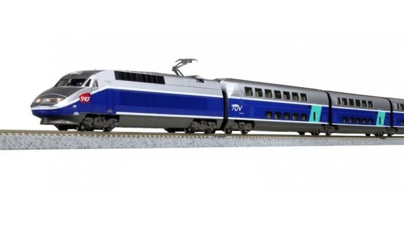 Triebzug TGV Reseau Duplex SNCF, 10-tlg., Ep.VI, Spur N