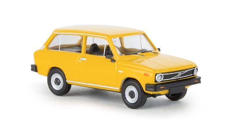Volvo 66 Kombi, dunkelgelb, 1975, 1:87 / Spur H0