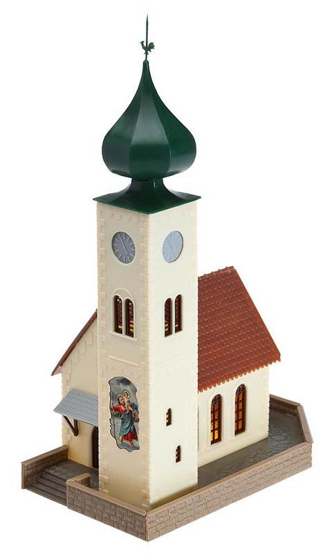 Kirche Bausatz H0