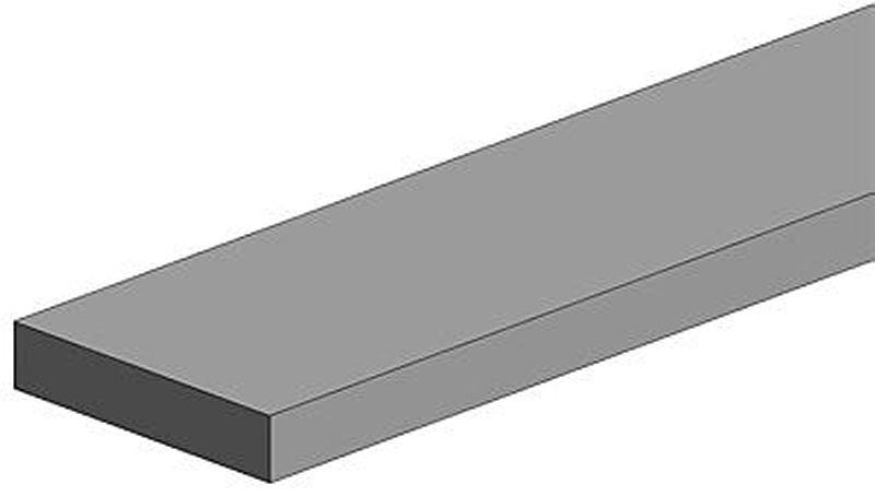 Streifen, 1,0 x 4,0 x 350 mm (10)