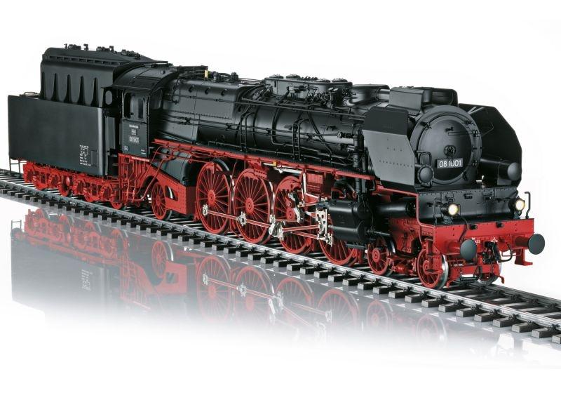 Dampflokomotive Baureihe 08 der DR/DDR, mfx, Spur 1