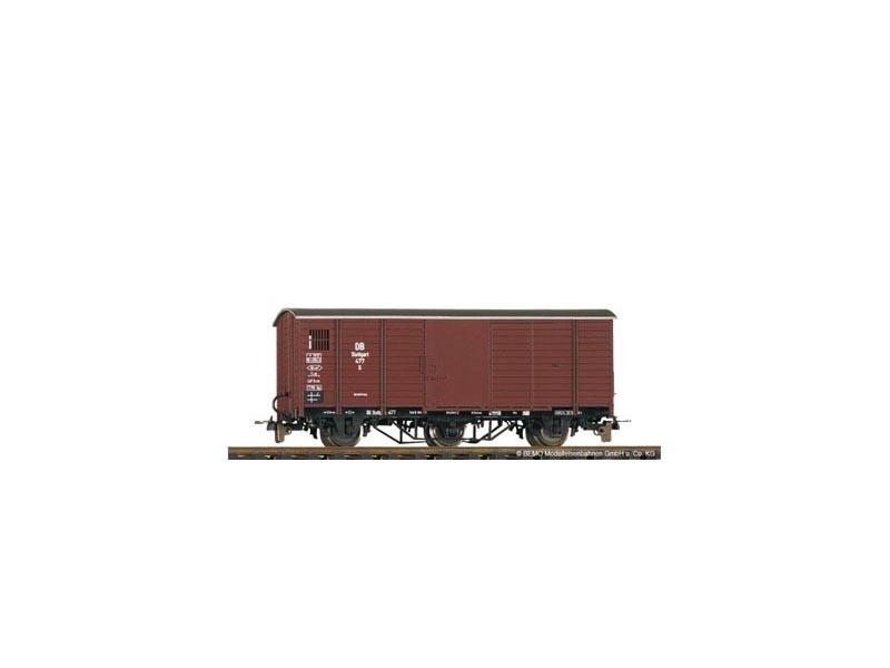 Gedeckter Güterwagen G 477 der DB, Spur H0e